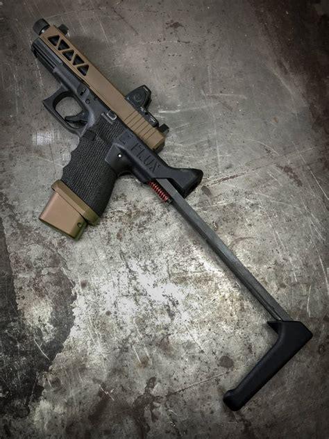 Glock 19 Pistol Brace