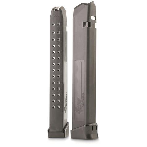 Glock 19 Round 9mm Magazine