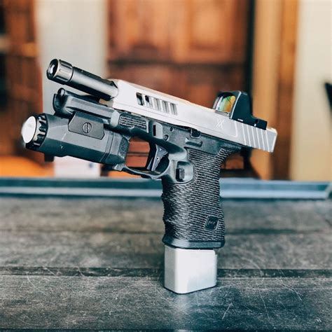 Glock-19 Glock 19 Slide.