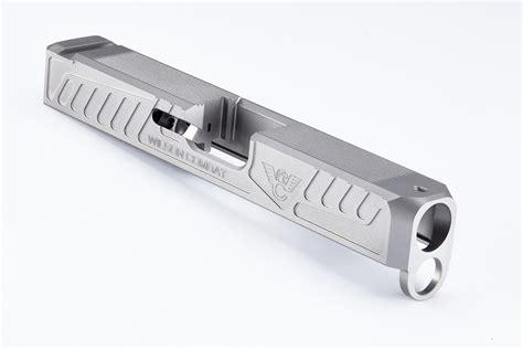 Glock 19 Stainless Slide