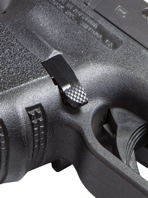 Glock 19 Switch Magazine Release