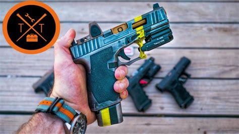 Glock 19 Trigger Mod