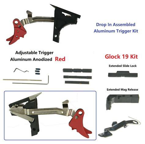Glock 19 Trigger Parts