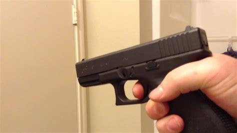 Glock 19 Trigger Reset