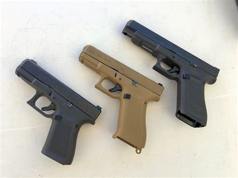 Glock 19 Vs 19x Difference