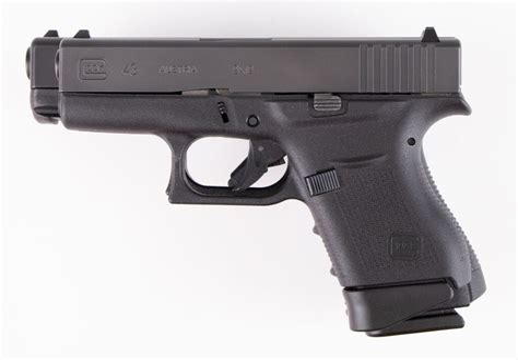 Glock 19 Vs Glock 43 Weight