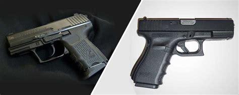 Glock 19 Vs Hk P200