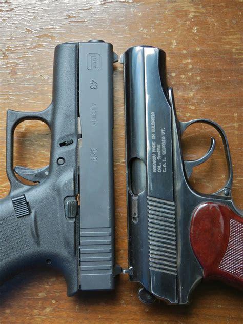 Glock 19 Vs Makarov