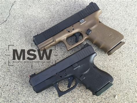 Glock 19 Vs Shield For Concealed Carry