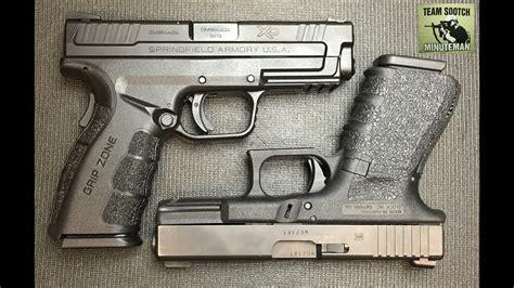 Glock 19 Vs Springfield Xd Subcompact