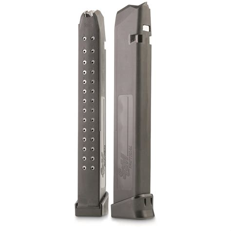 Glock 19 With 17 Mag