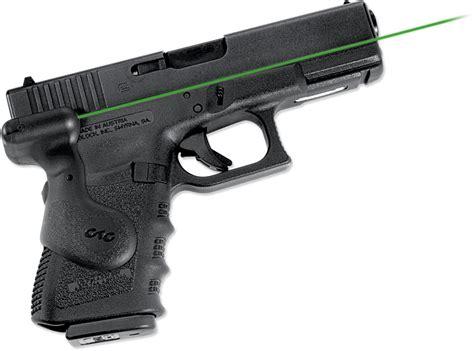 Glock 19 With Laser Grip