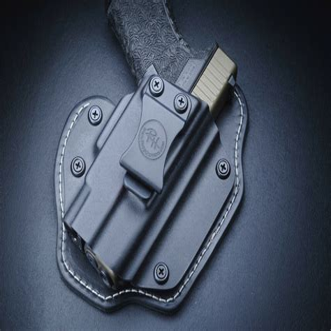 Glock 19 With Surefire Xc1 Iwb Holster