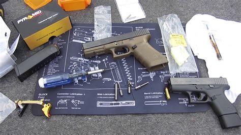 Glock 20 Pyramid Trigger