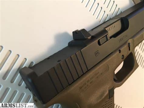 Glock 20 Rmr Slide