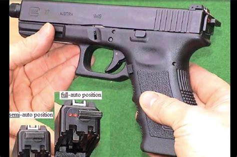 Glock 21 Full Auto Conversion Kit