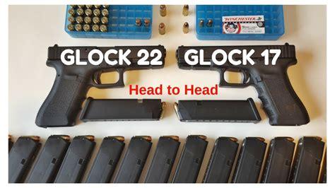 Glock 22 Vs Glock 17 Size