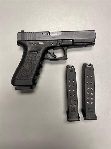 Glock 22C Gen 3 For Sale 40 S W PF2150203 Black
