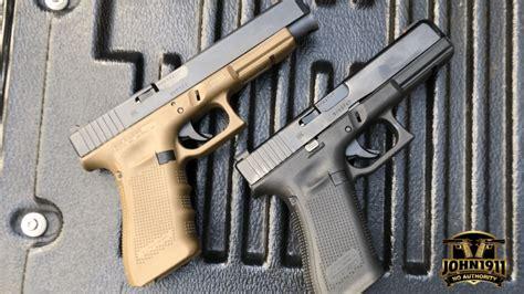 Glock 23 5th Generation Vs 4th Generation