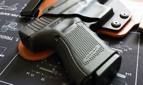 Glock 23 Compensated For Concealed Carry