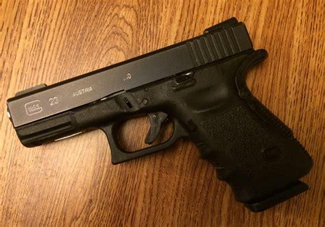 Glock 23 Gen 3 Ejector