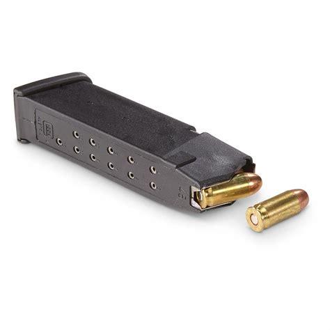 Glock 23 Gen 4 40 Cal Drum Magazine