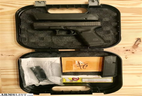 Glock 23 Gen 4 40 Cal Holster