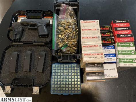 Glock 23 Gen 4 P Ammo