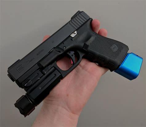 Glock 23 Gen 4textured Grip