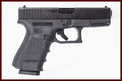 Glock 23 Is An Excellent Weapon