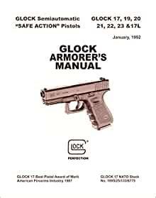 Glock 23 Operation Manual