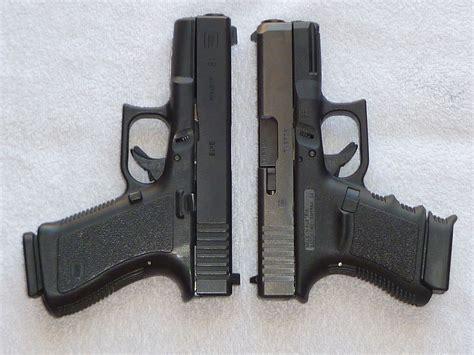 Glock 23 Vs Glock 30s
