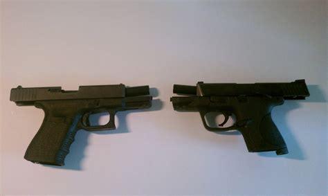 Glock 23 Vs Smith Wesson M Amp