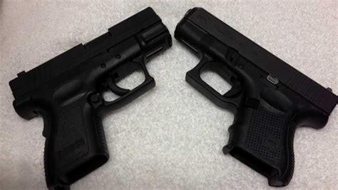 Glock 23 Vs Springfield Xd 40 Subcompact
