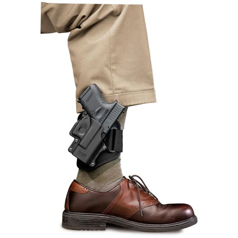 Glock 26 Ankle Holster