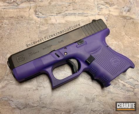 Glock 26 Cerakote