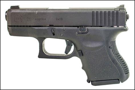 Glock 26 Gen 3 Review