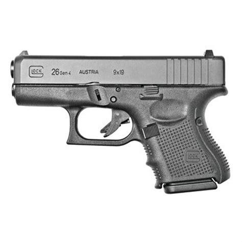 Glock 26 Gen 4 Ammo