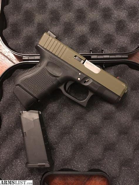 Glock 26 Gen 4 Upgrades
