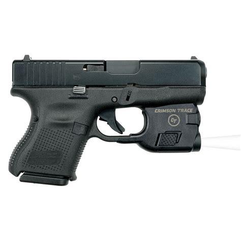 Glock 26 Light Trigger