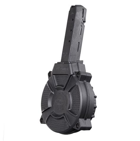 Glock 27 40 Cal Drum Magazine