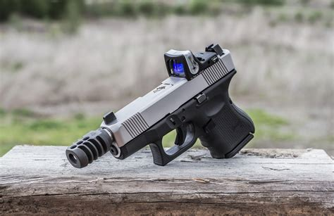 Glock 27 Custom Slide