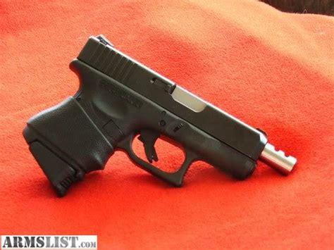 Glock 27 Ported Barrel