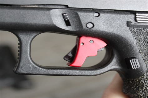 Glock 30 Apex Trigger And Glock 43 Reduce Trigger Pull