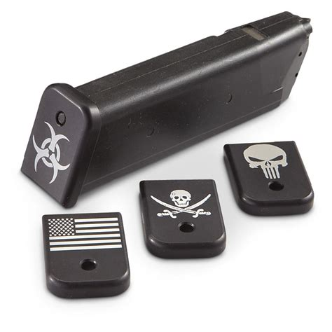 Glock 30 Magazine Base Plate