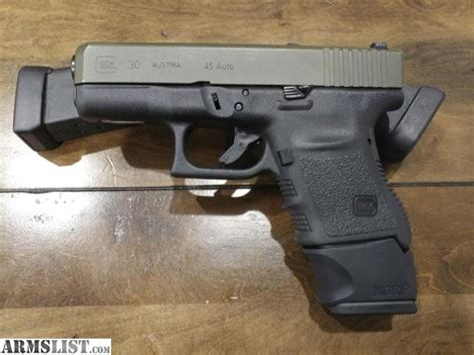 Glock 30 Slide