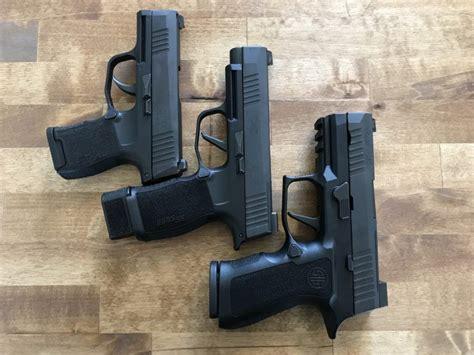 Glock 30s Vs Sig P365
