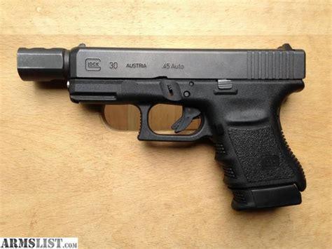 Glock 30sf 460 Rowland Conversion