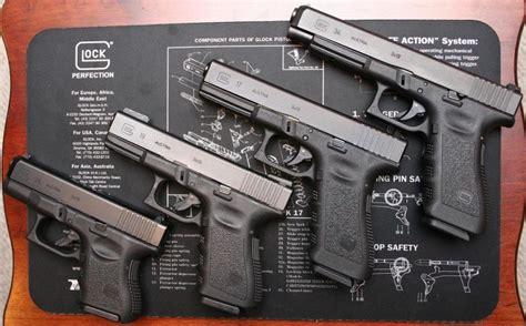 Glock 31 Vs Glock 21 Vs Glock 17