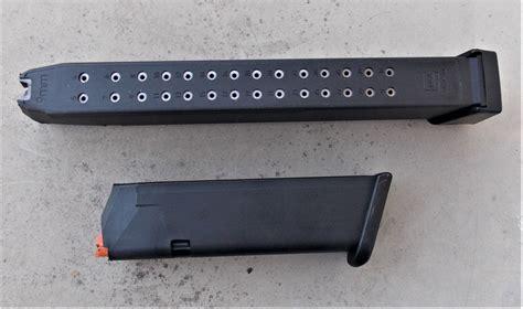Glock 33round Magazine Cleaning
